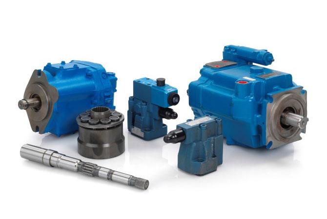 Vickers-Eaton hydraulics