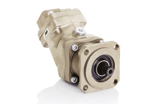 Fixed single flow pump HPTP 012-108 SAE