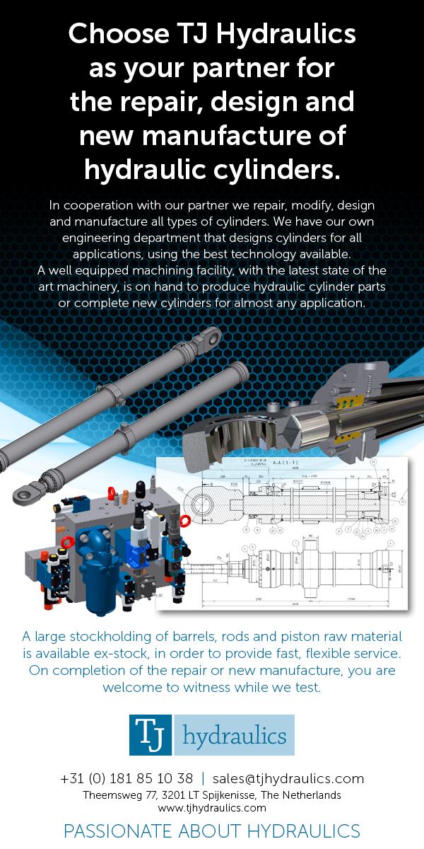 TJ Hydraulics Cylinders_nl