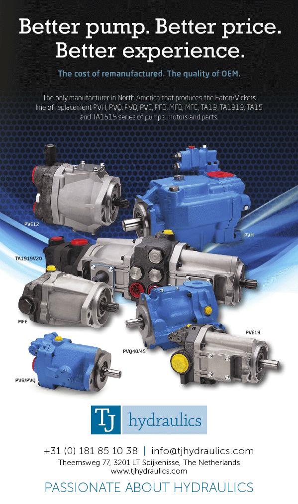 TJ Hydraulics Eaton-Vickers