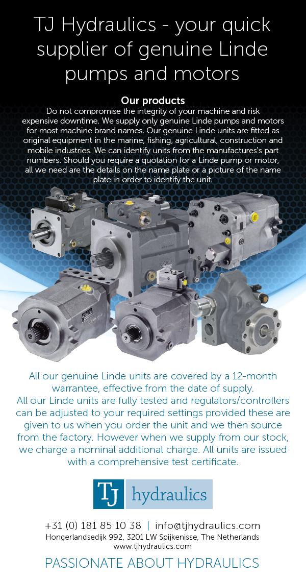TJ Hydraulics Linde
